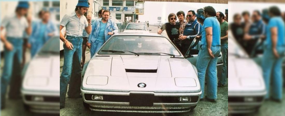 Primer BMW M1 encontrado