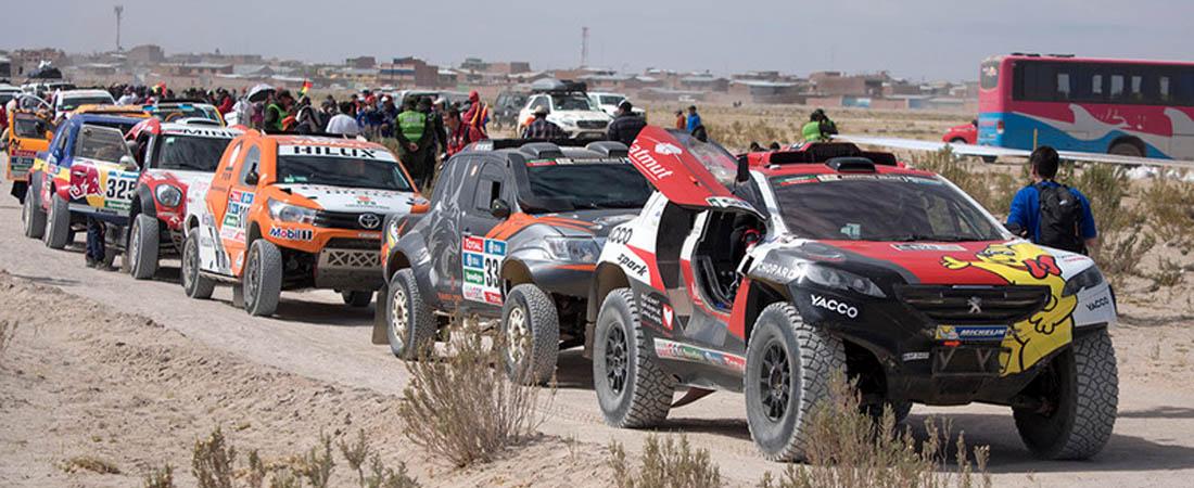 Etapa 8 Dakar en Argentina