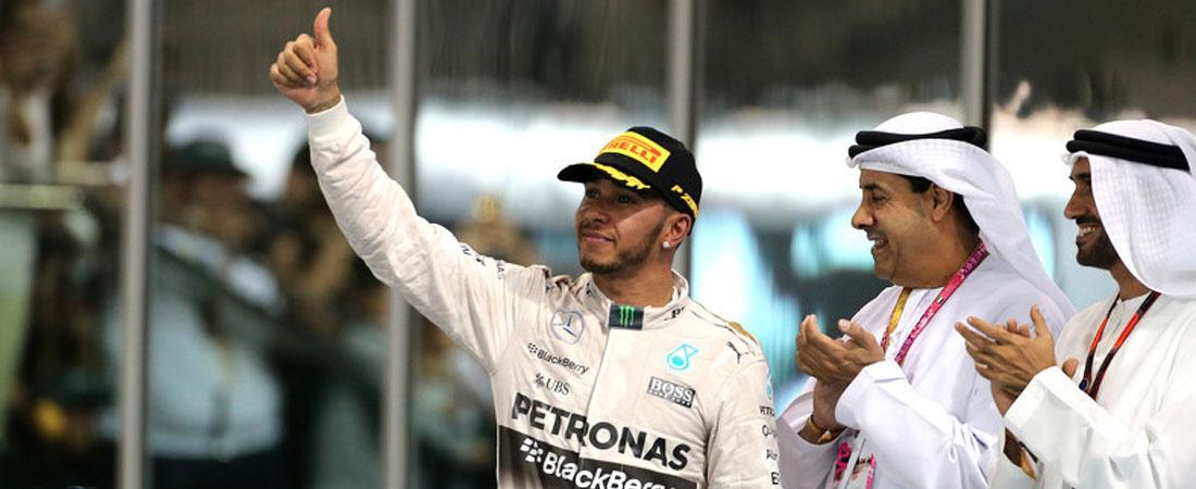 Hamilton podría ganar títulos que Schumi