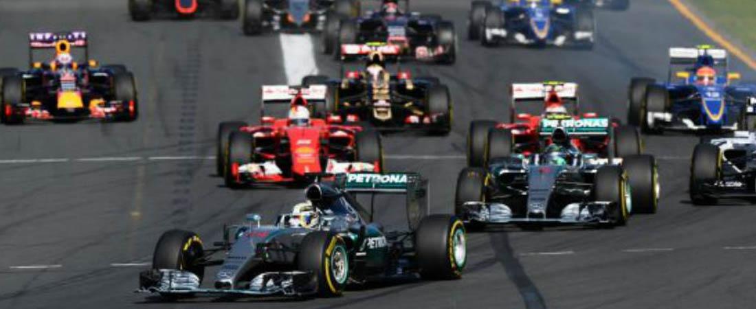 Motores V6 f1 hasta el 2020