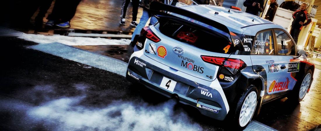 Previo WRC Parque de Asistencia