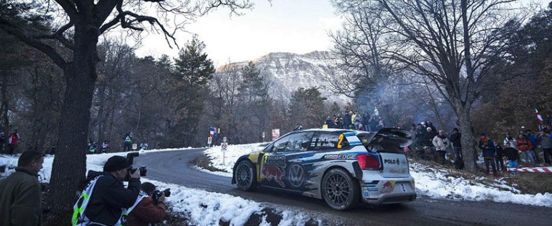 Seb Ogier TC5 WRC Monte Carlo