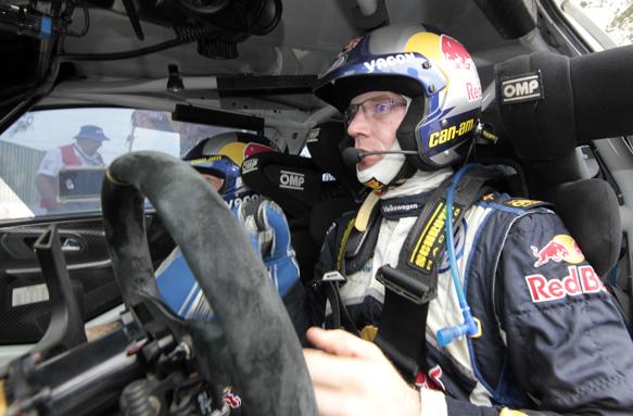 2015 World Rally Championship, Round 10, Rally Australia 2015, Jari-Matti Latvala, Volkswagen, portrait Worldwide Copyright: McKlein/LAT