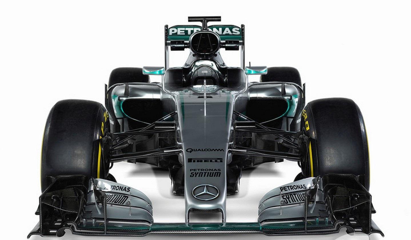 Mercedes AMG W07 2016 (3)
