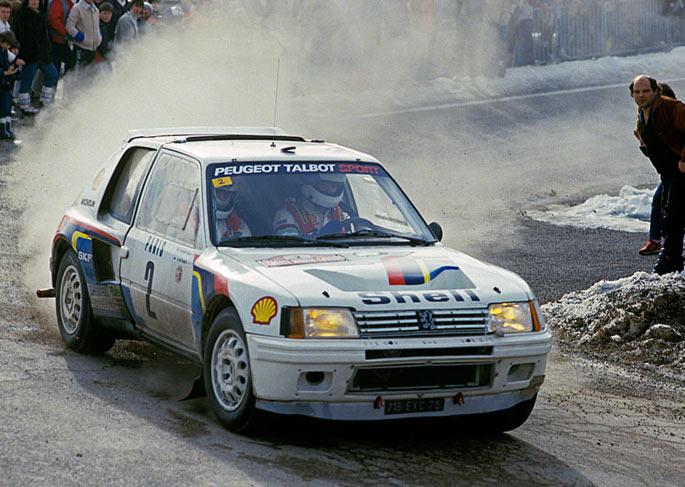 Peugeot 205 Group B Auction