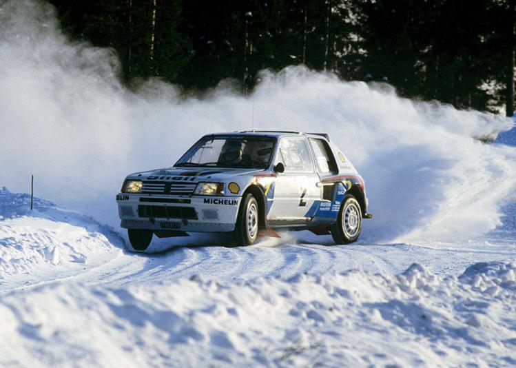 Peugeot 205 Group B Auction1