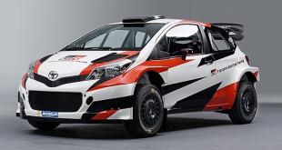 Toyota Yaris WRC 2017 new image