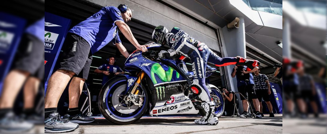 Valentino Rossi test en Sepang