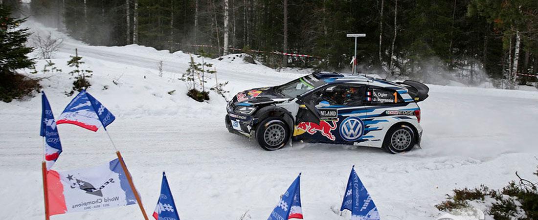 WRC Suecia Day 1 2016