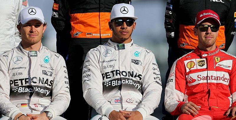 Analisis pilotos F1 pretemporada 206