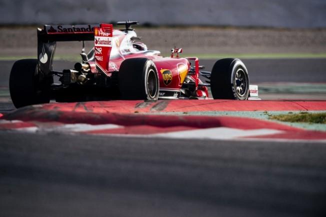 Ferrari F1 stock