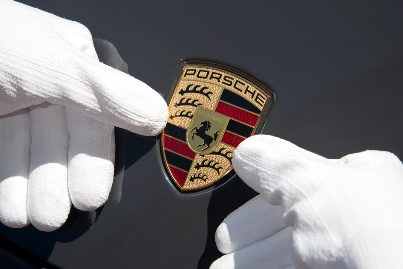 Logo Porsche 2016