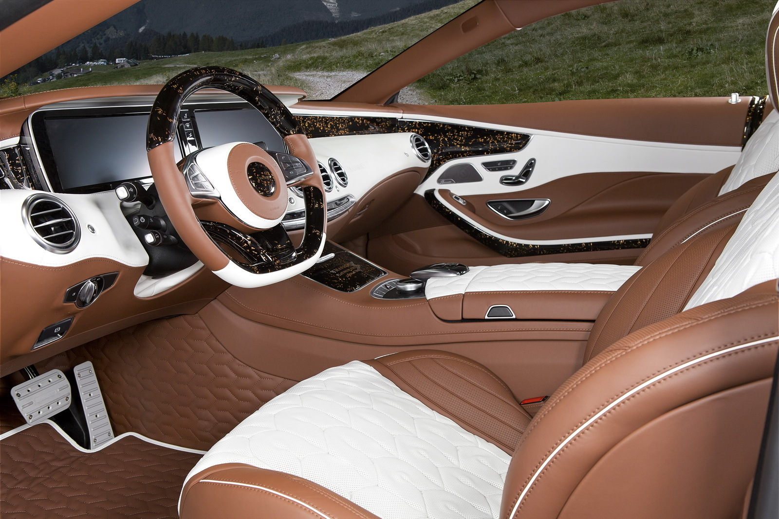 Mansory Clase S Coupé Platinum Edition 3
