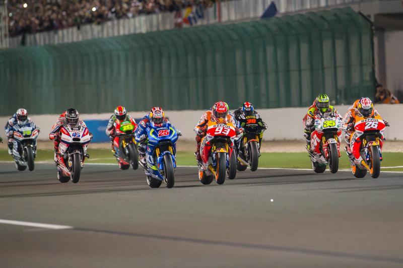 MotoGP Argetina previo 2016