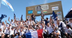 Calendario Dakar 2017