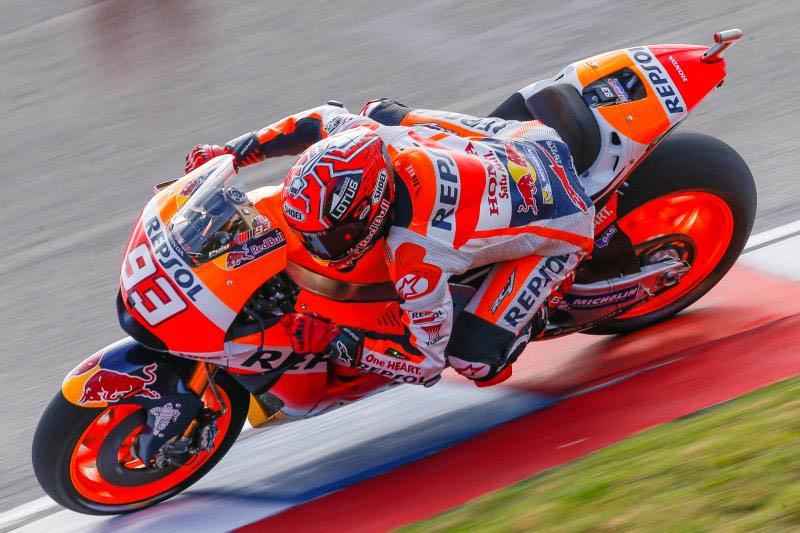 Marquez PL 2 Argentina 2016 MotoGP