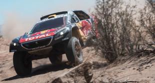 Peugeot Dakar 2017 para alquiler