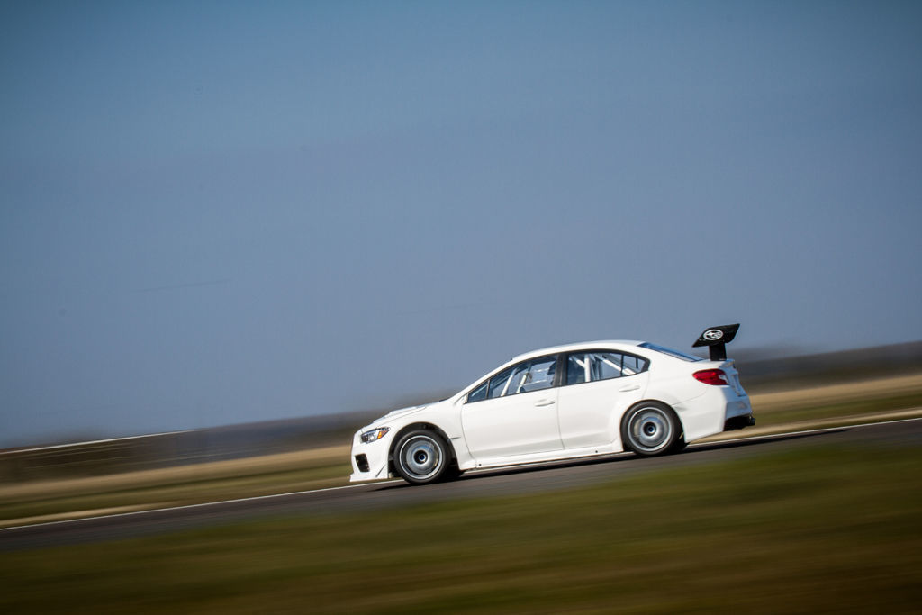 Subaru prodrive 2