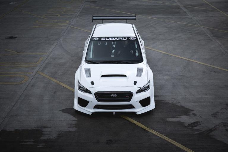 Subaru prodrive 3