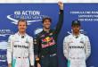 Daniel Ricciardo GP Monaco Pole 2016