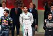 Hamilton ganador GP Monaco 2016