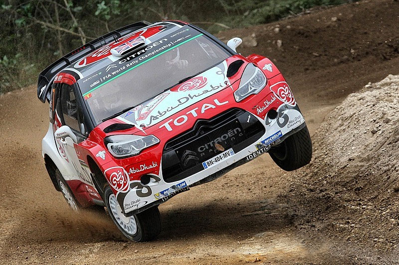 Kriss Meeke Portugal WRC 2016 sabado