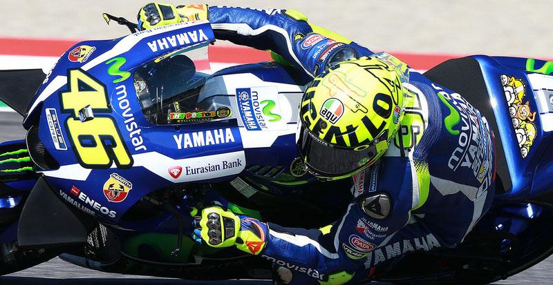 Rossi MotoGP Italia 2016 Pole