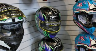Shaft cascos promo