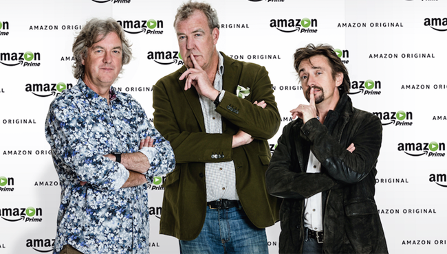 The Grand Tour Clarkson Hammond May