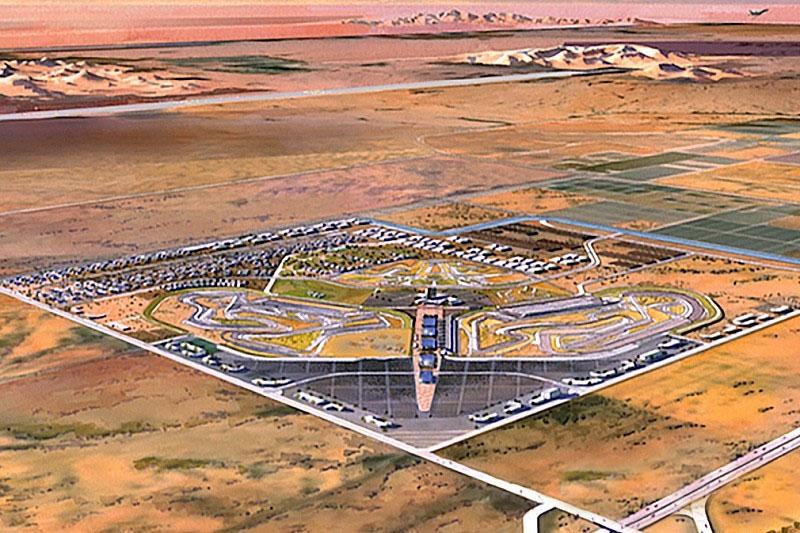 Atessa MotorSport Circuit