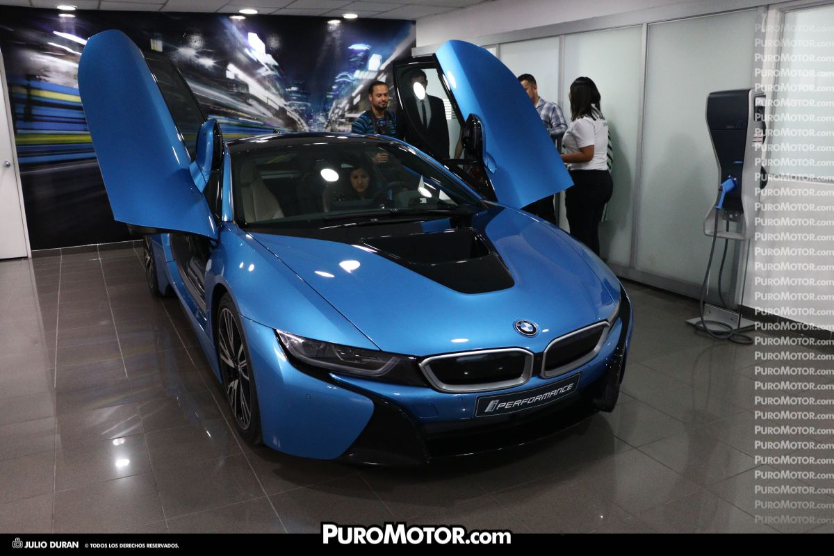 BMW i8 Costa Rica PUROMOTOR 0000