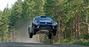 Latvala WRC Finalndia 2016 shakedown