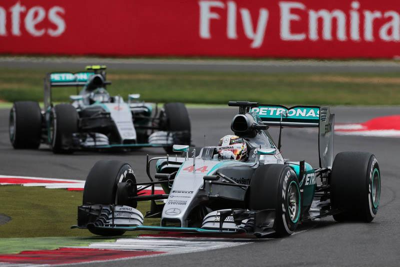 Lewis Hamilton pide que no se den ordenes de equipo