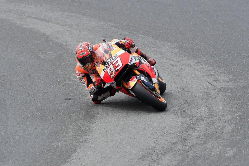 Marc Marquez GP Alemania
