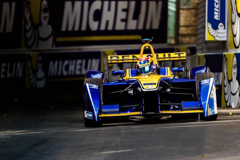 Sebastian Buhemi Campeon Formula E 2016