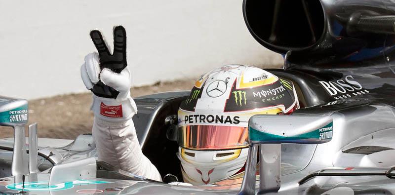 Lewis Hamilton previo al GP de Belgica 2016