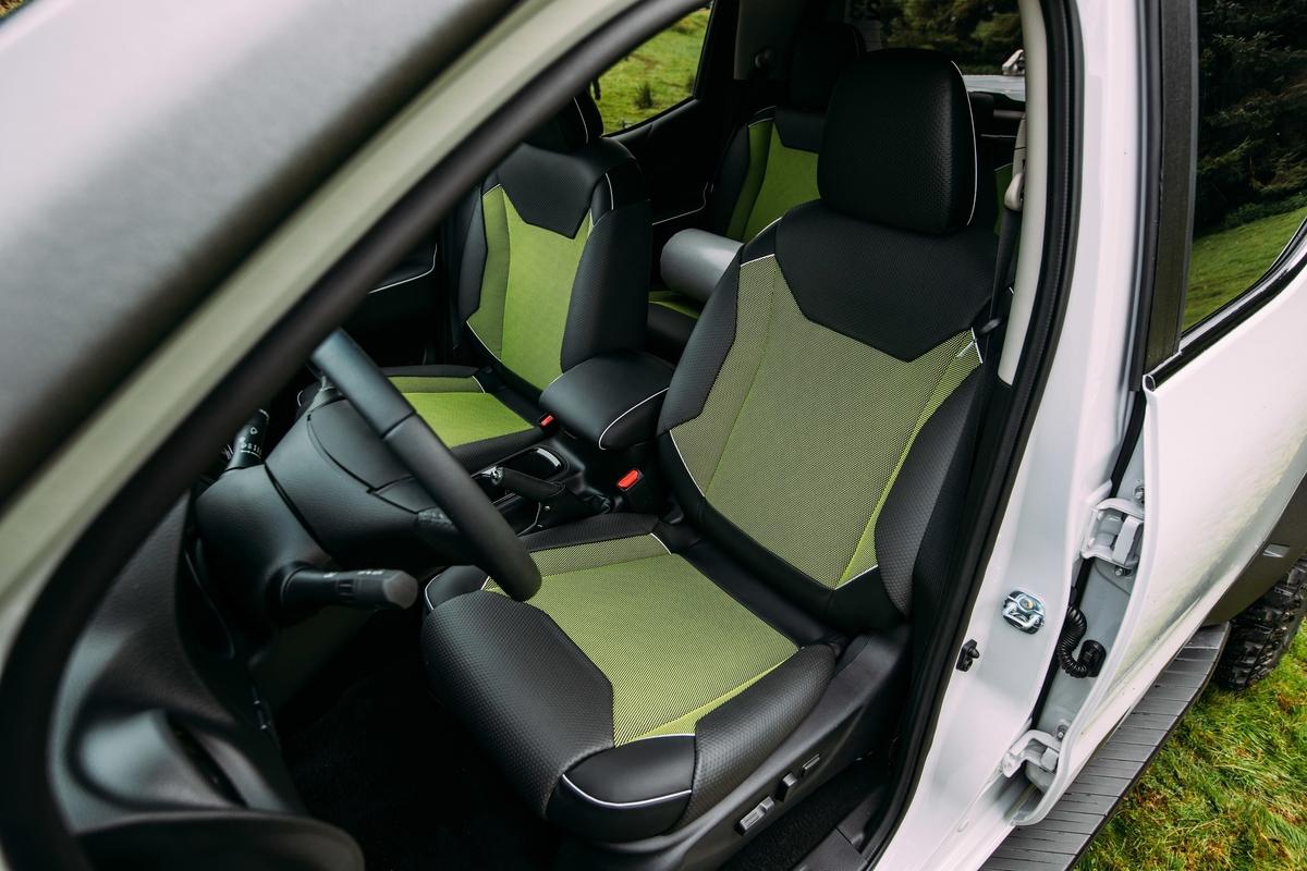 Nissan presenta la nueva Pick Up NP300 Navara EnGuard Concept en