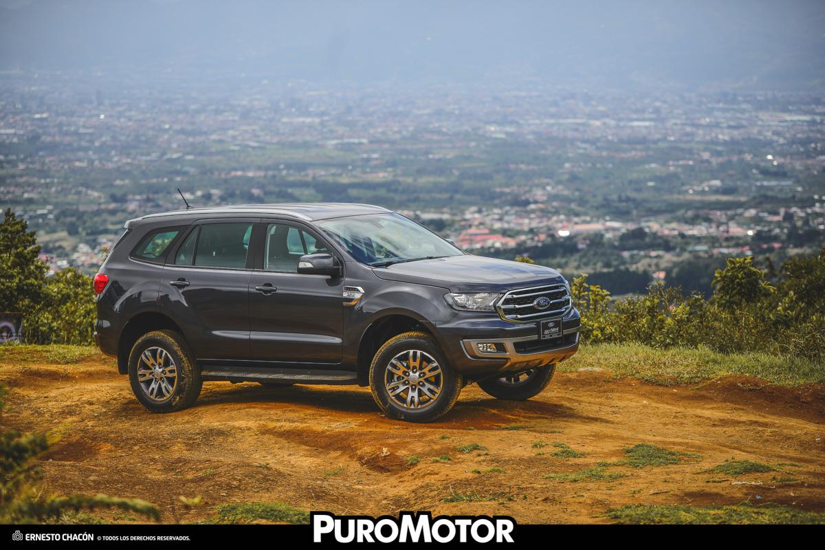 Ford Everest 2019 Ahora Con Mas Conectividad Puro Motor