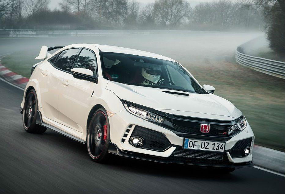Nuevo Civic Type R tendrá más de 400 caballos de fuerza