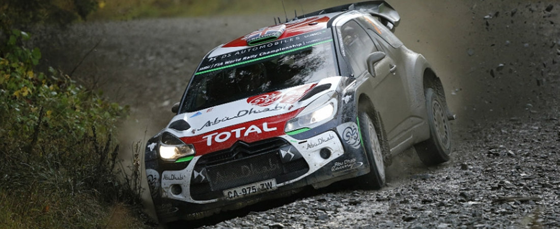 Chris Meeke WRC gales 2015 TC4