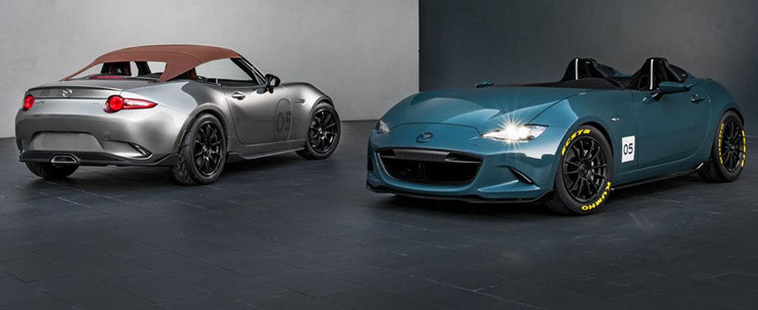 Conceptos de Mazda MX5 SEMA