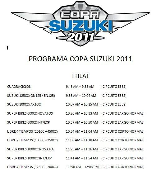 Copa_SUZUKI_Horario
