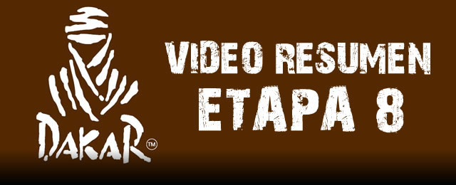 Dakar_2012_Video_resuemn_etapa_8
