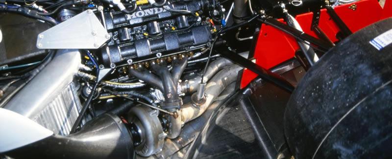 F1 Honda Turbo Sound Engine 2015