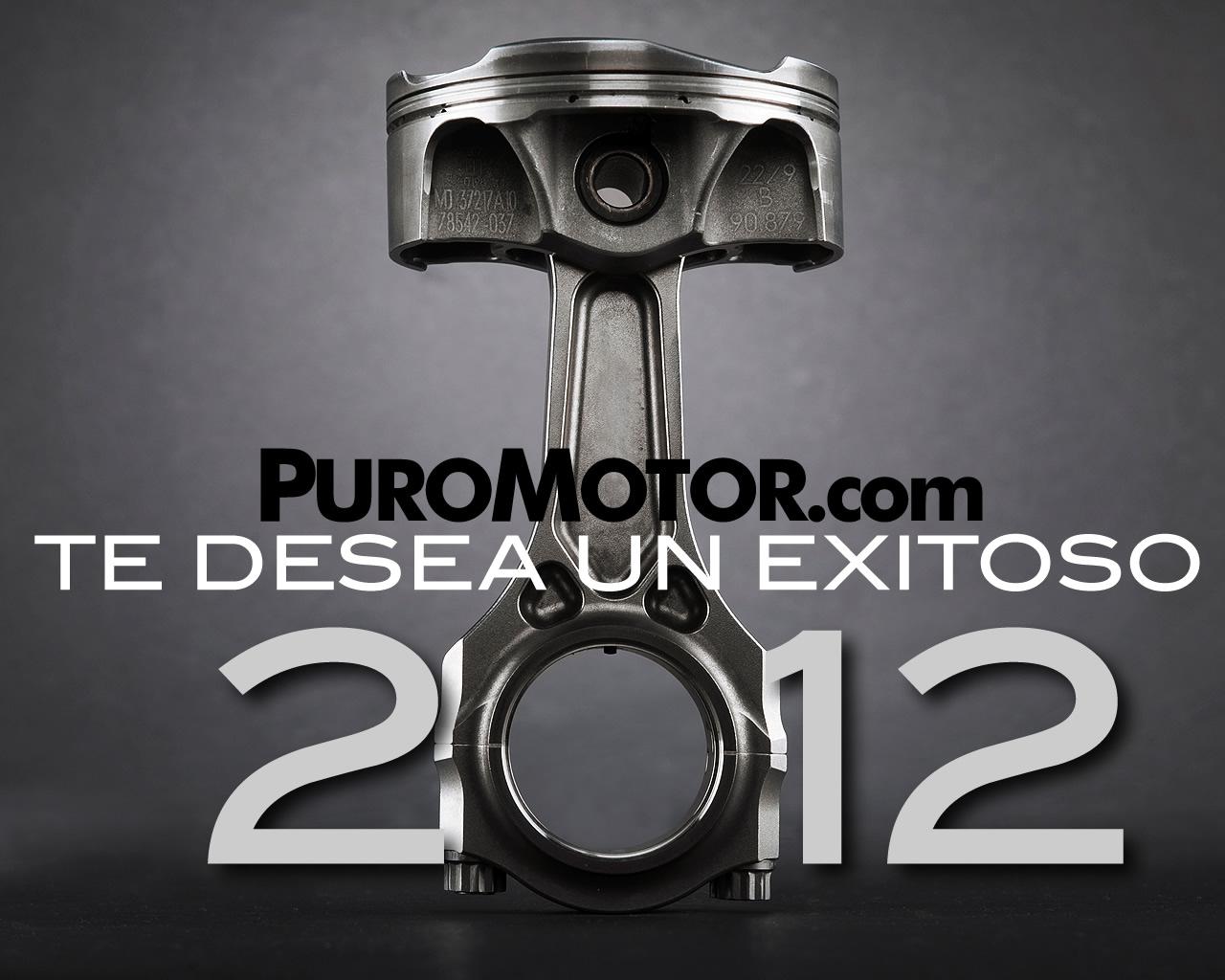 Feliz_2012_Wallpaper_Grey_Black_Puro_Motor_Racing