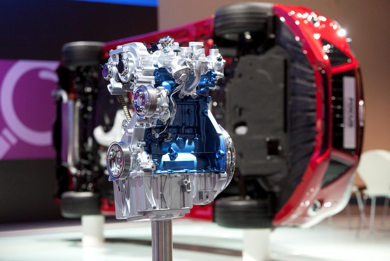 Ford 3Cylinder EcoBoost 1l