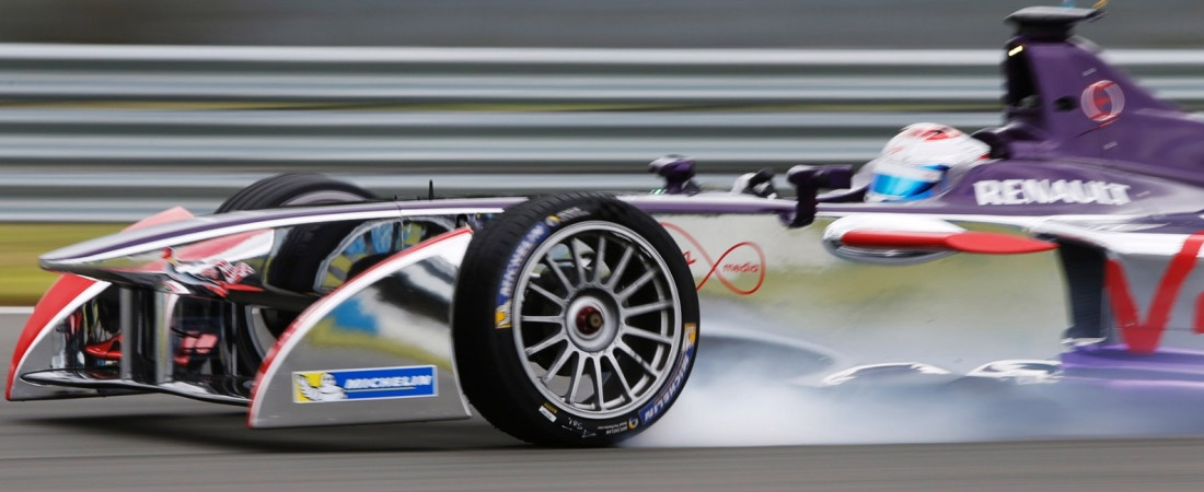 Formula E en Mexico 2016