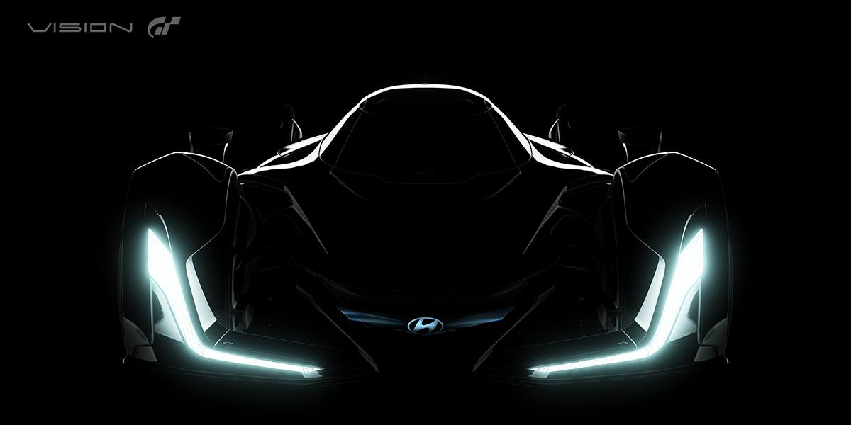 Hyundai N 2025 Vision Gran Turismo teaser 1
