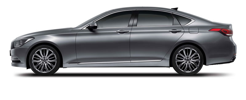 Hyundai genesis II 2