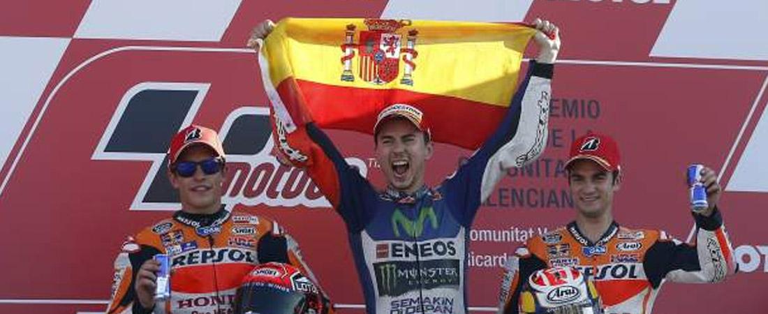 Jorge Lorenzo MotoGP valencia polemicas declaraciones